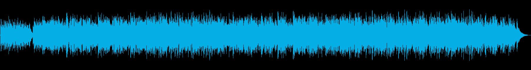 折E的でジャズなインストゥルメンタ...の再生済みの波形