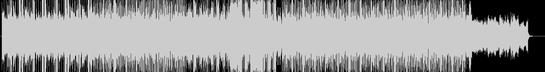 「HR/HM」「DEATH」BGM190の未再生の波形