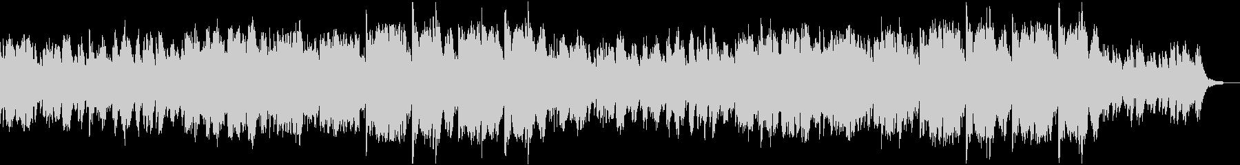 和楽器のバラード_尺八と琴とピアノの未再生の波形