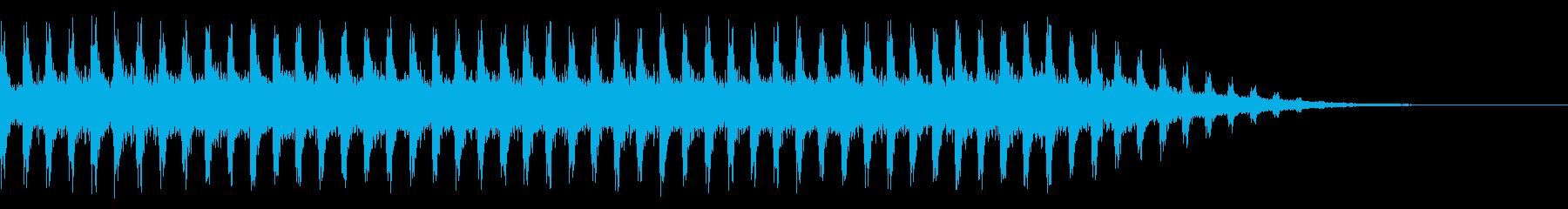 工場 ガシャンガシャン 製造機の再生済みの波形