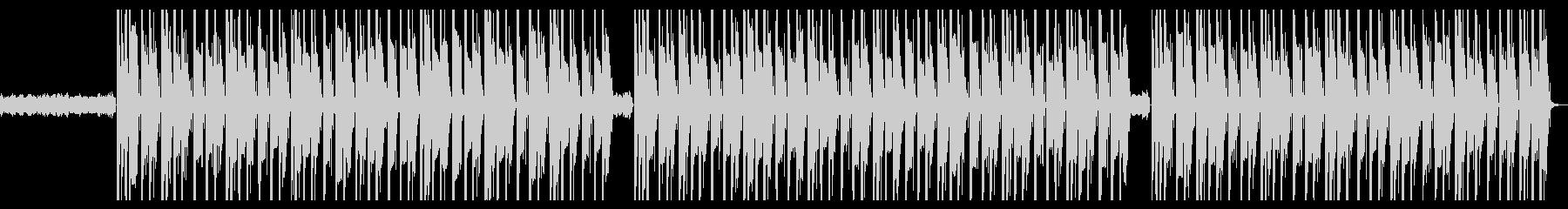 ダーク、ハード、ギター、ヒップホップの未再生の波形