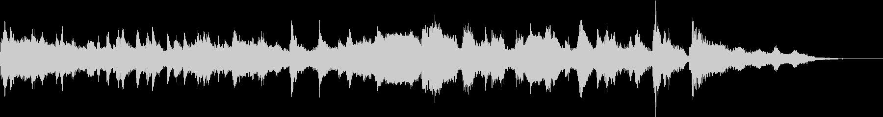 サルーンタグの未再生の波形