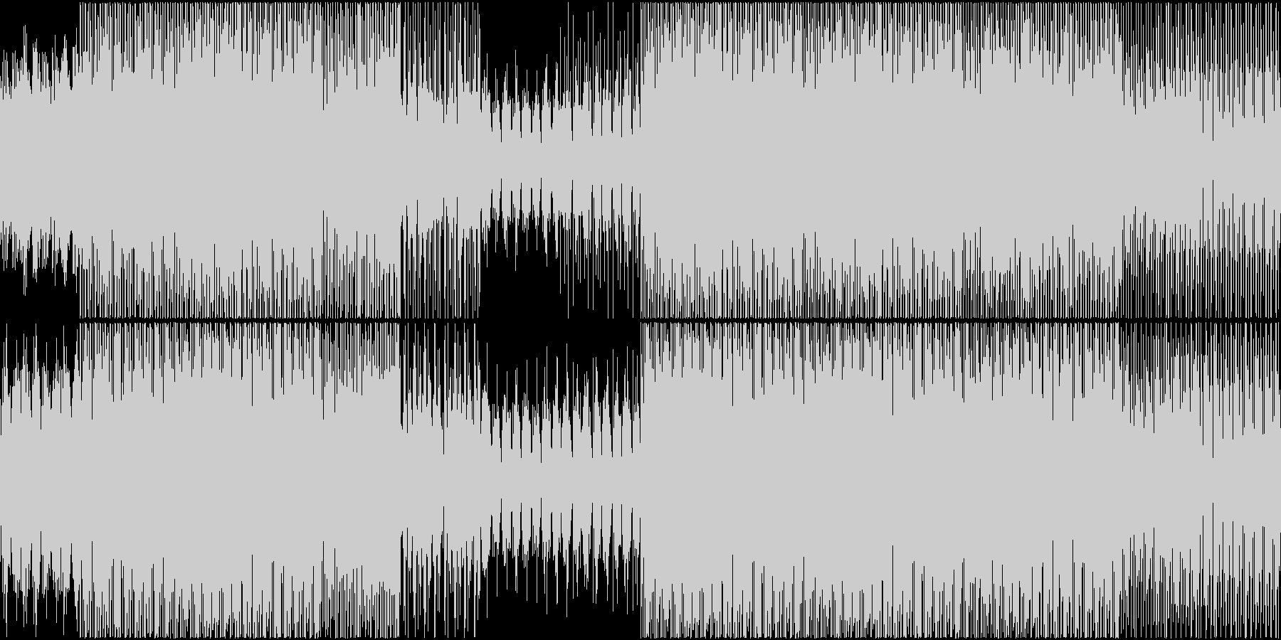 不思議 サイエンス 報道 ループ 番組の未再生の波形