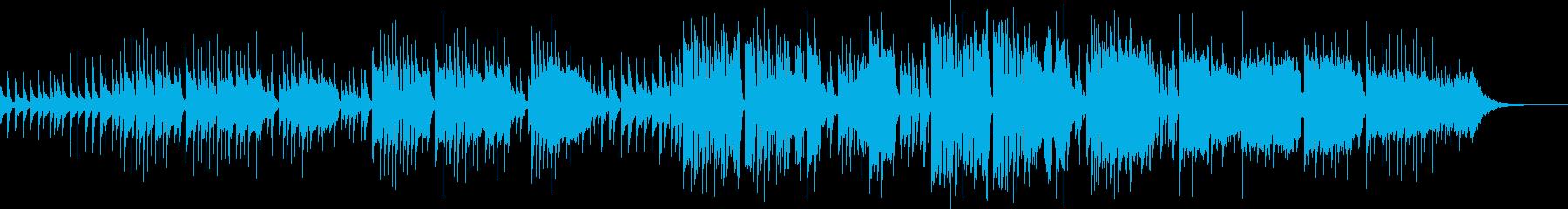 コミカルで間抜けな日常のBGMの再生済みの波形