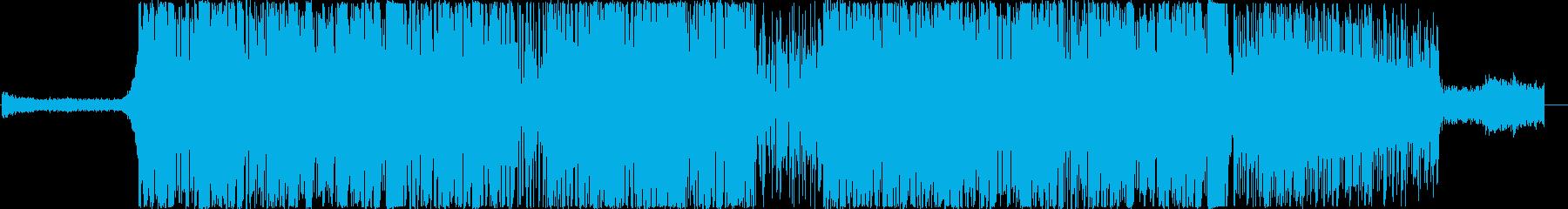 Trigger Talk-大胆かつ...の再生済みの波形