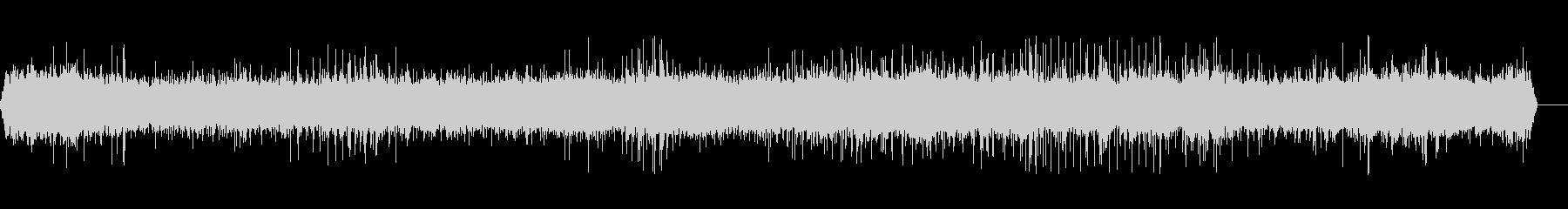 デパート-ロビー、の未再生の波形