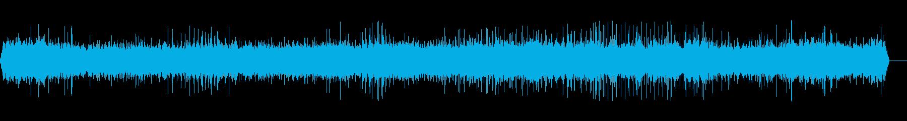 デパート-ロビー、の再生済みの波形
