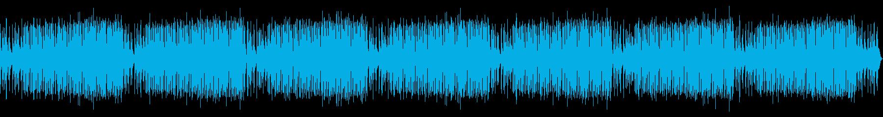 チルアウト、ローファイ、リラックス、CMの再生済みの波形