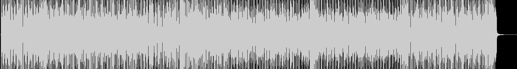 ディキシー陽気なパレードJazzBandの未再生の波形
