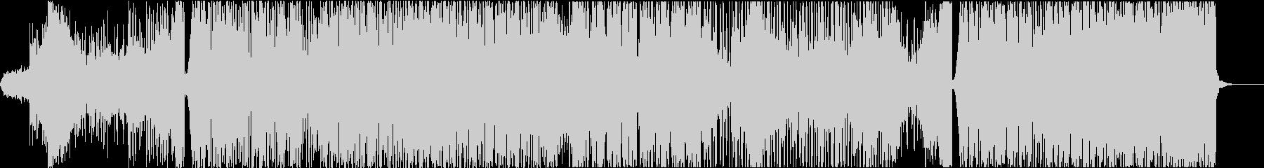ダウンテンポ・トラップ・エレクトロの未再生の波形