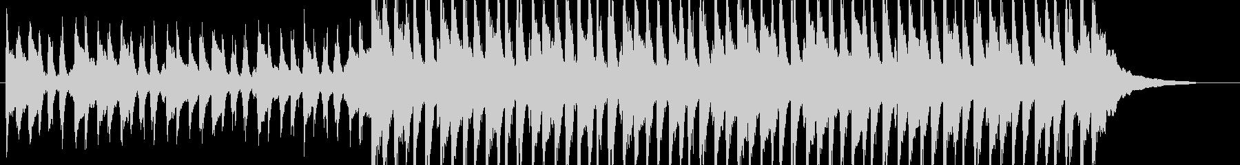 企業VPやCM、口笛、明るいポップ30秒の未再生の波形