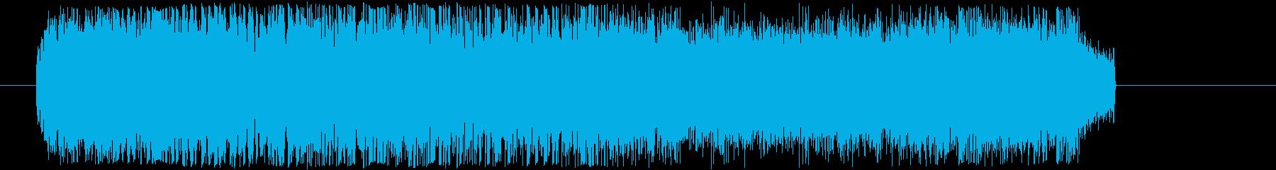 エレクトロ_ハイクオリティージングル_7の再生済みの波形