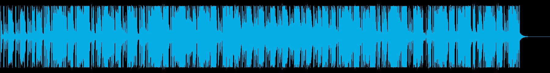 のんびり・昼寝・動物・VLOG♪の再生済みの波形