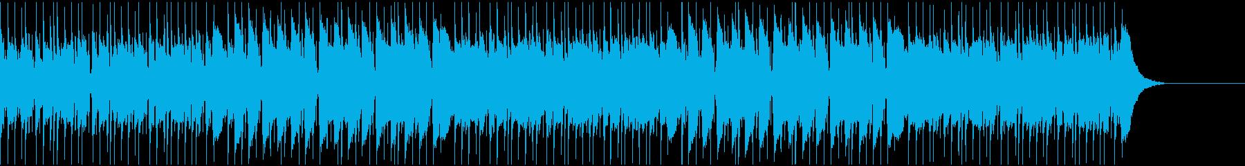 レゲエは、インストゥルメンタルが明...の再生済みの波形