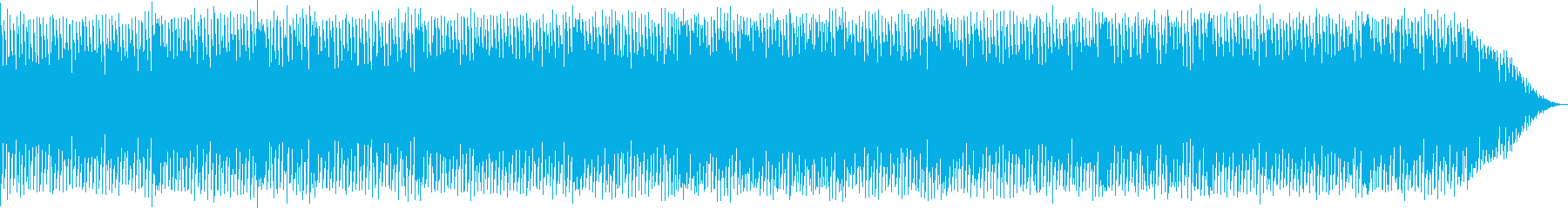 イタリアンポップ。さまざまな歌。落...の再生済みの波形