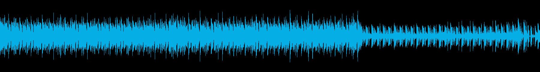 【メロなし・ループ1コーラス】アンセムの再生済みの波形