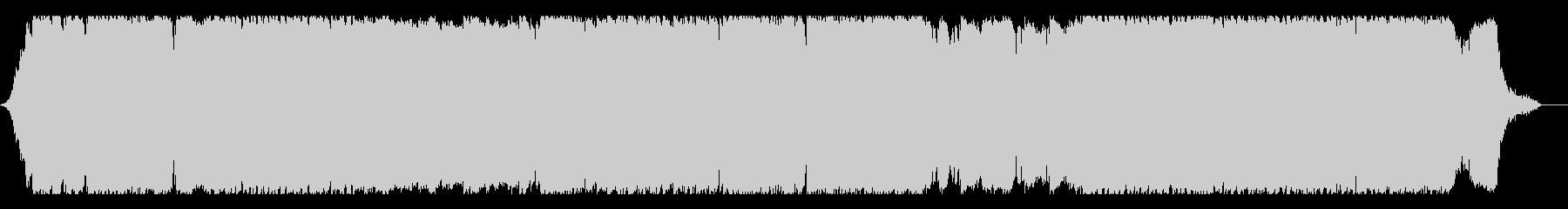 ダークファンタジーオーケストラ戦闘曲74の未再生の波形
