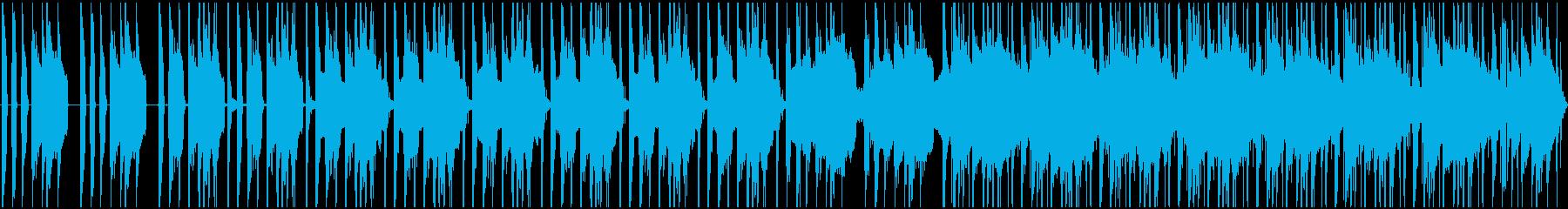 ファンキーなヒップホップトラック。...の再生済みの波形