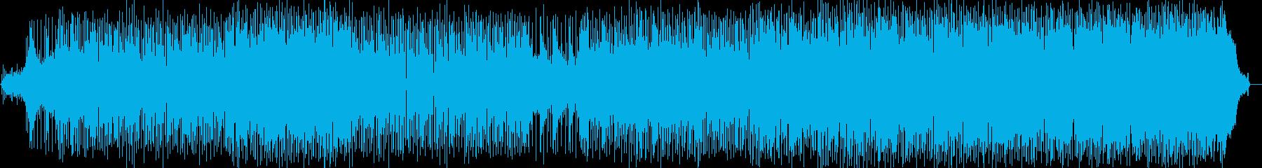 ソーダフロートシャドウの再生済みの波形