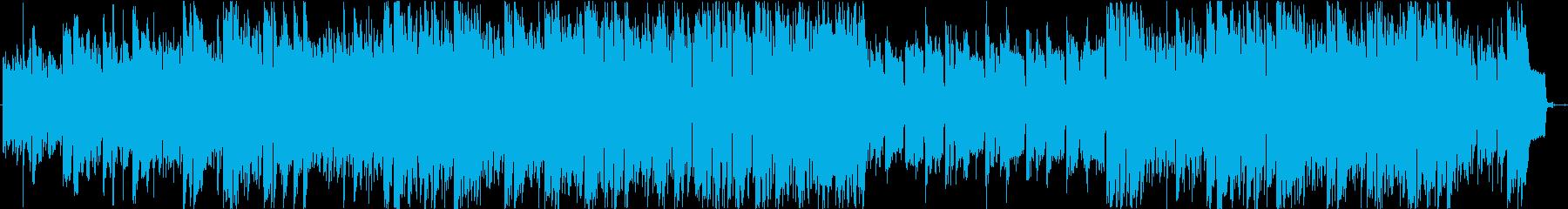アメリカンサークルコード。の再生済みの波形