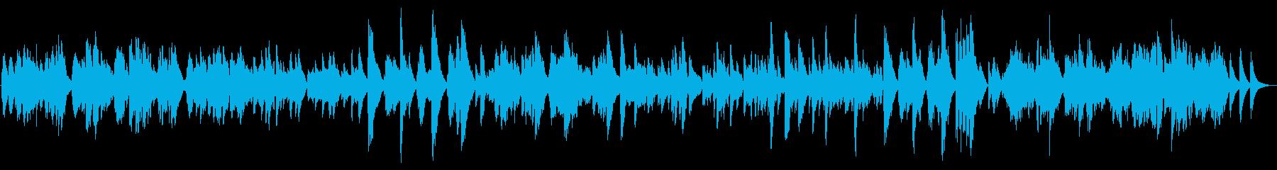 シシリエンヌ/フォーレ (チェロ)の再生済みの波形