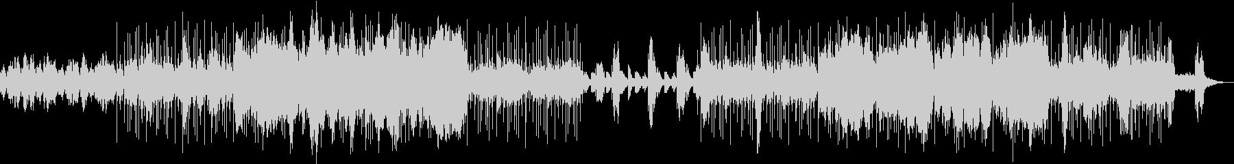 ピアノ リラックス 鳥 アイランド 癒しの未再生の波形