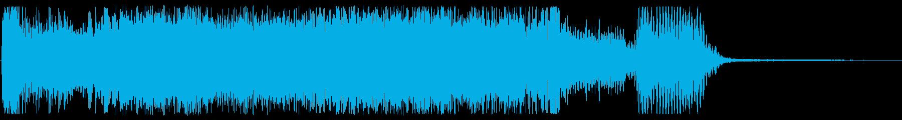 エナジーコア、サーボエレクトリック...の再生済みの波形
