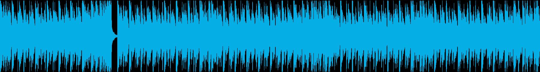 13秒でサビ、ダーク/カラオケループの再生済みの波形