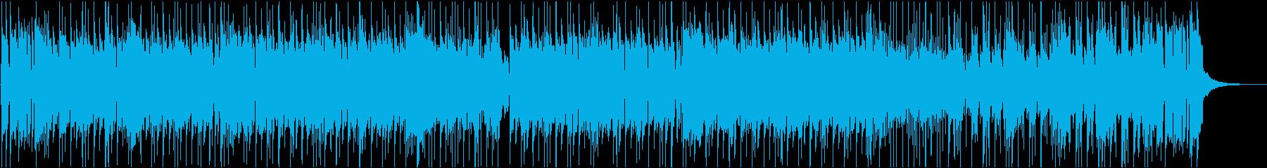 アップテンポなトランペット 形勢逆転の再生済みの波形