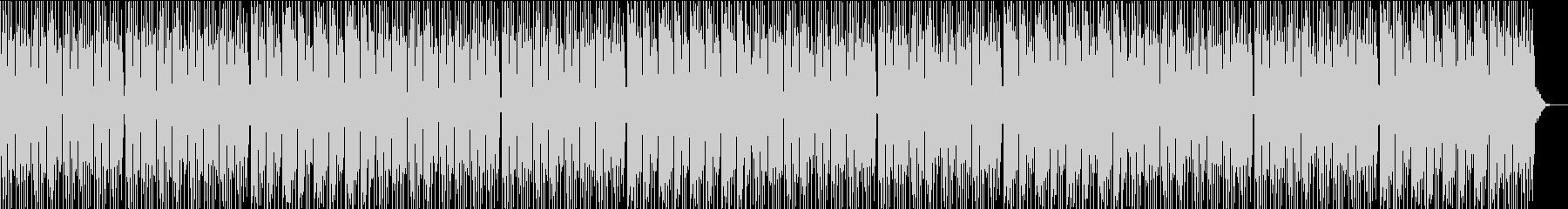 おまぬけコミカルの未再生の波形