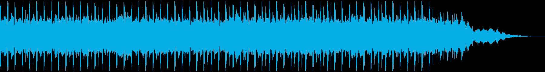 この明るい企業(30秒)の再生済みの波形