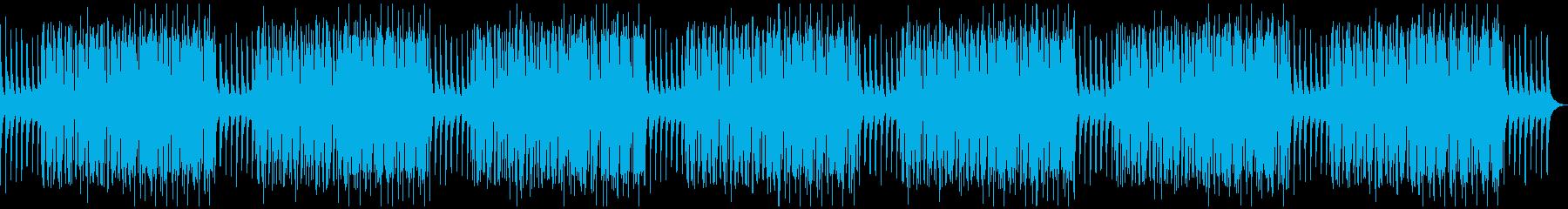 チルアウト、ローファイ、YouTubeの再生済みの波形