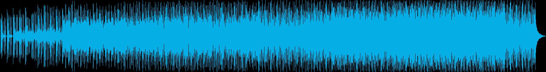 イージーリスニング サスペンス 静...の再生済みの波形