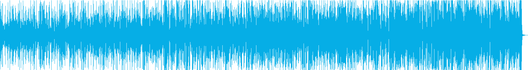 陽気でゆるやかなジャズポップの再生済みの波形