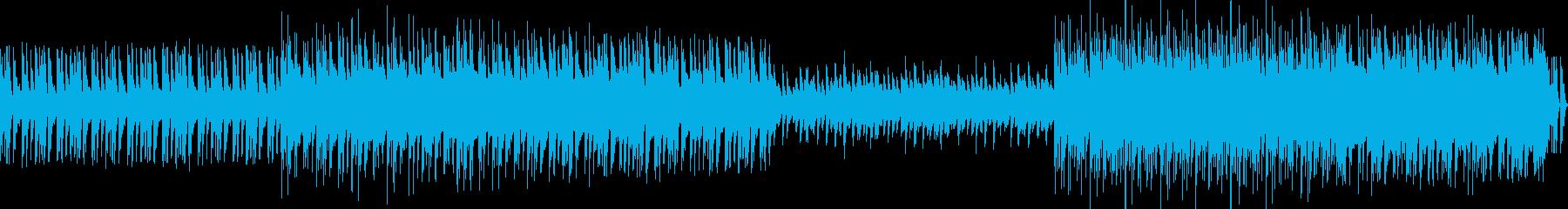 トリップの再生済みの波形