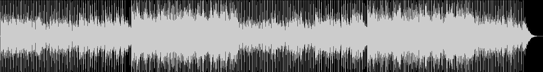 生アコギの優しく穏やかなメロディの未再生の波形
