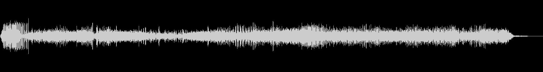 マルチプルフレキシングトーンV.1...の未再生の波形