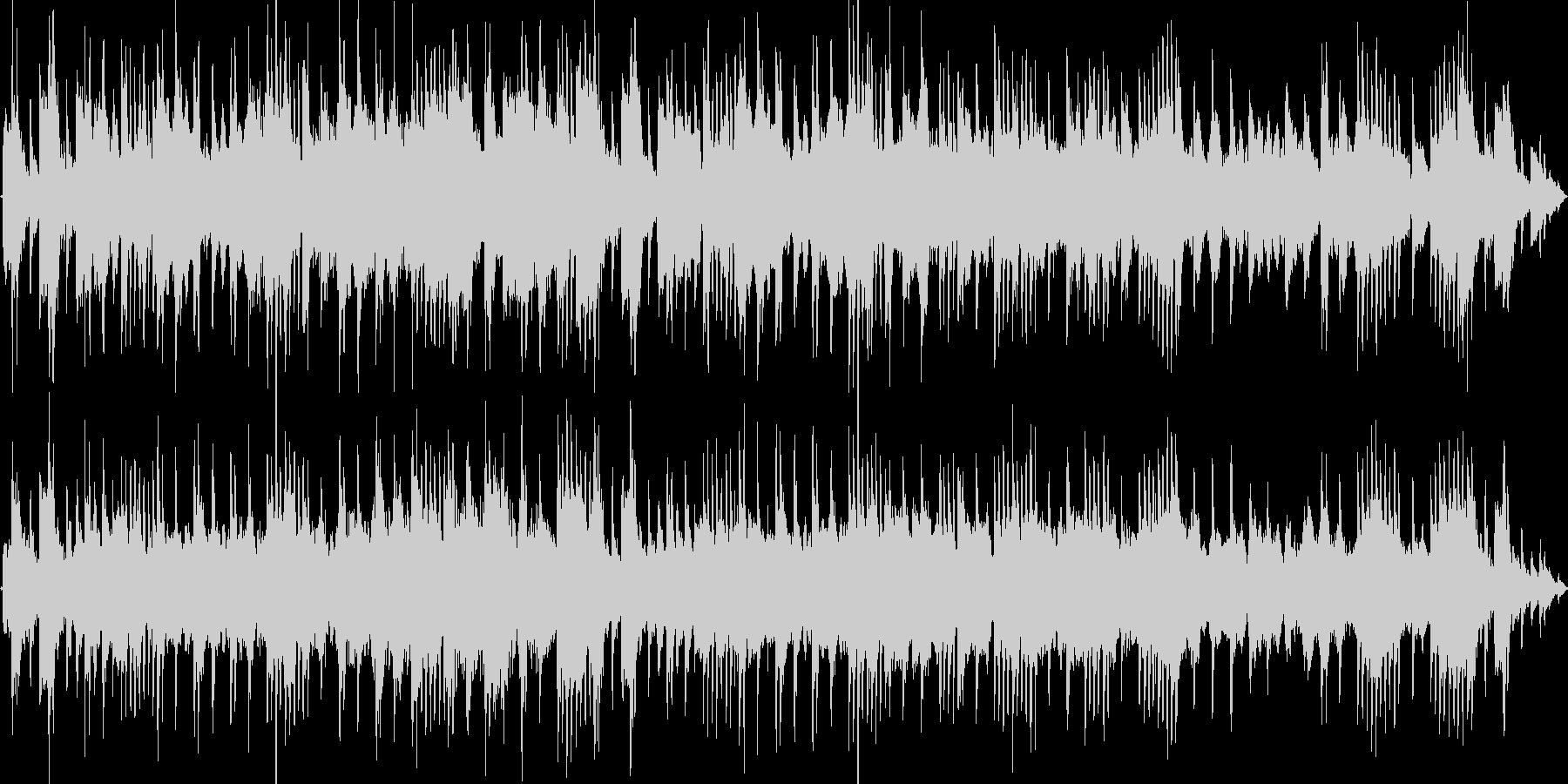 暗めで激しい。ゲーム用に作成した曲、前…の未再生の波形