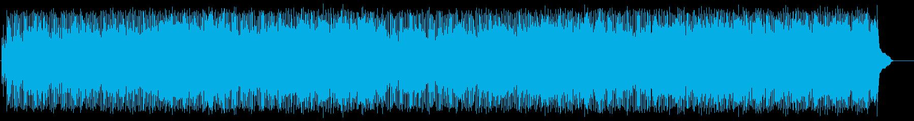 爽やかで快適なポップ/フュージョンの再生済みの波形