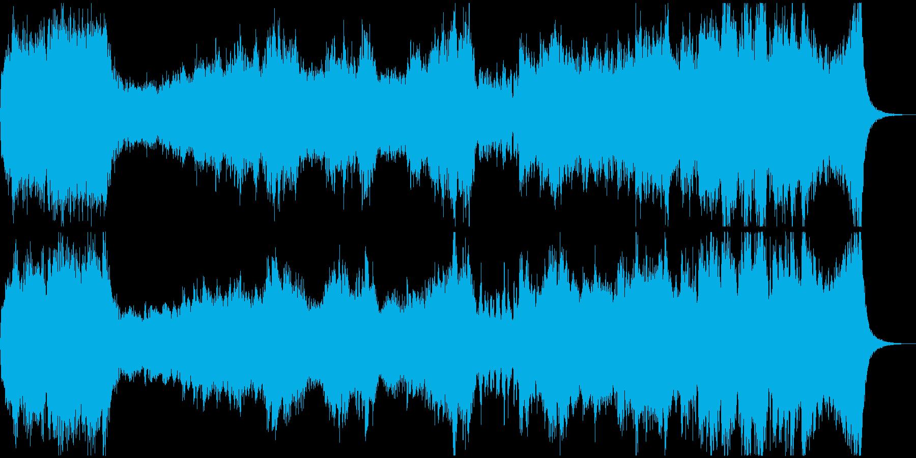 FANTASYLANDの再生済みの波形