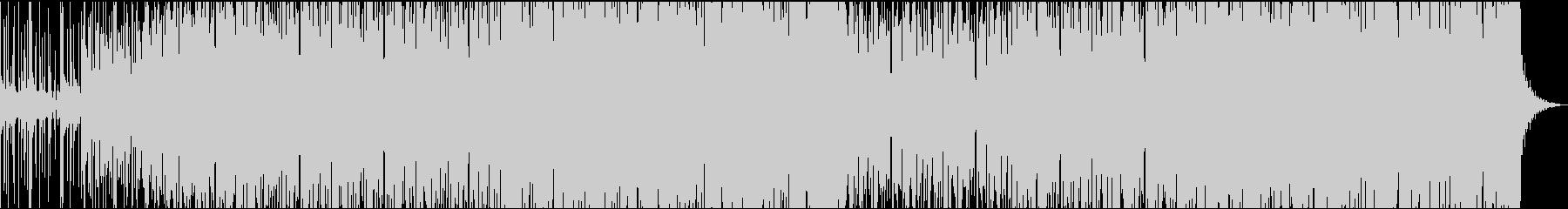 Electronic Glitchの未再生の波形