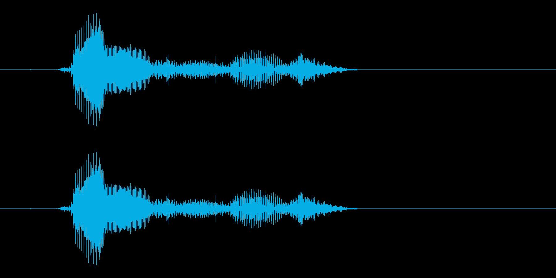 【時報・時間】0時ですの再生済みの波形