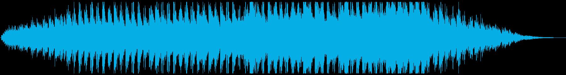 実験的な 緊張感 暗い ホラー 弦...の再生済みの波形