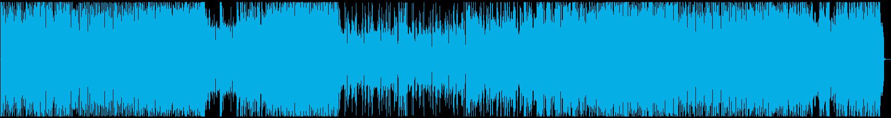 危険・ギリギリ感 攻撃的で速いメタル の再生済みの波形