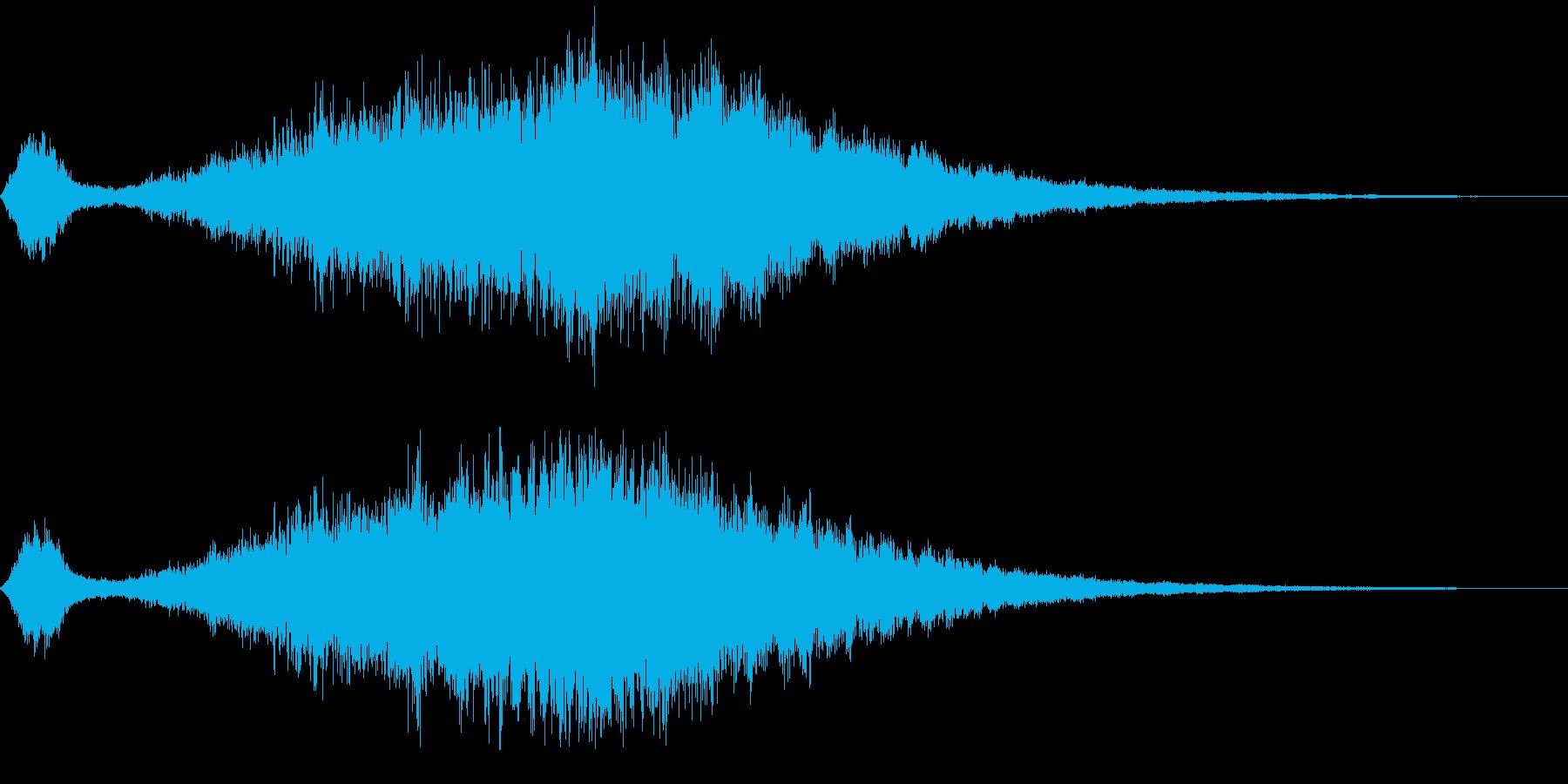 企業ロゴ_IT系1の再生済みの波形