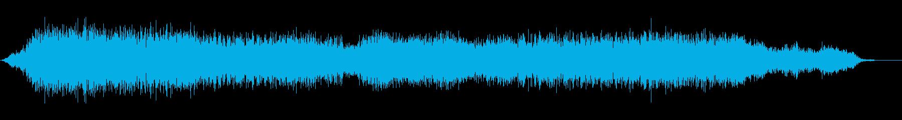 スモールスタジオオーディエンス:G...の再生済みの波形