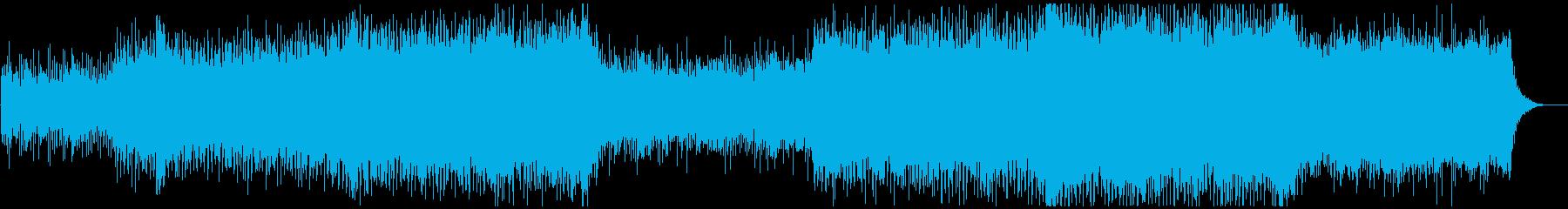 Serious Technoの再生済みの波形