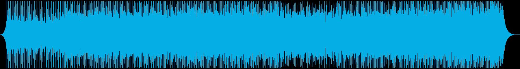 達成するの再生済みの波形