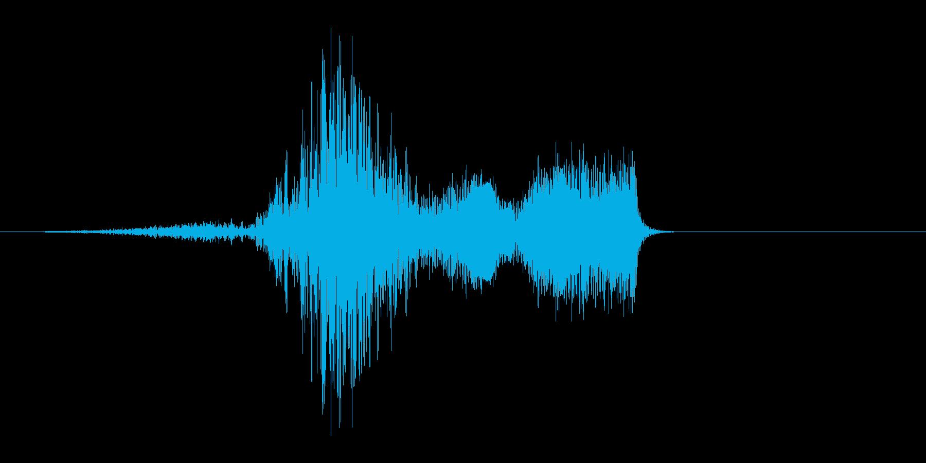 モーターキャニオン、モータードロー...の再生済みの波形