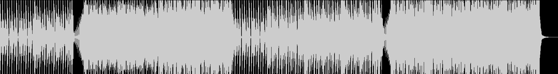 ポップ テクノ ファンク アクティ...の未再生の波形